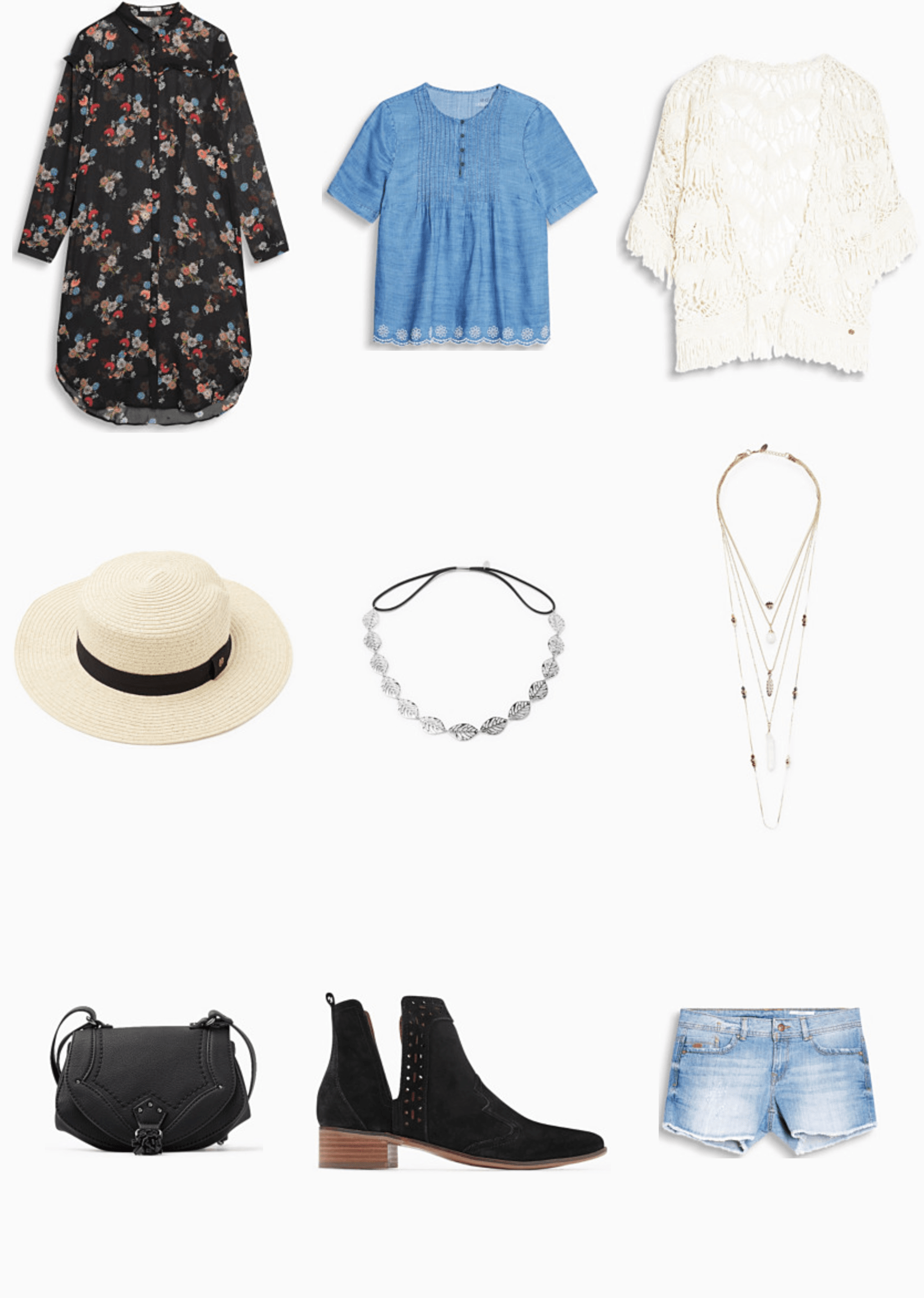 Festival Must-Haves Summer 17