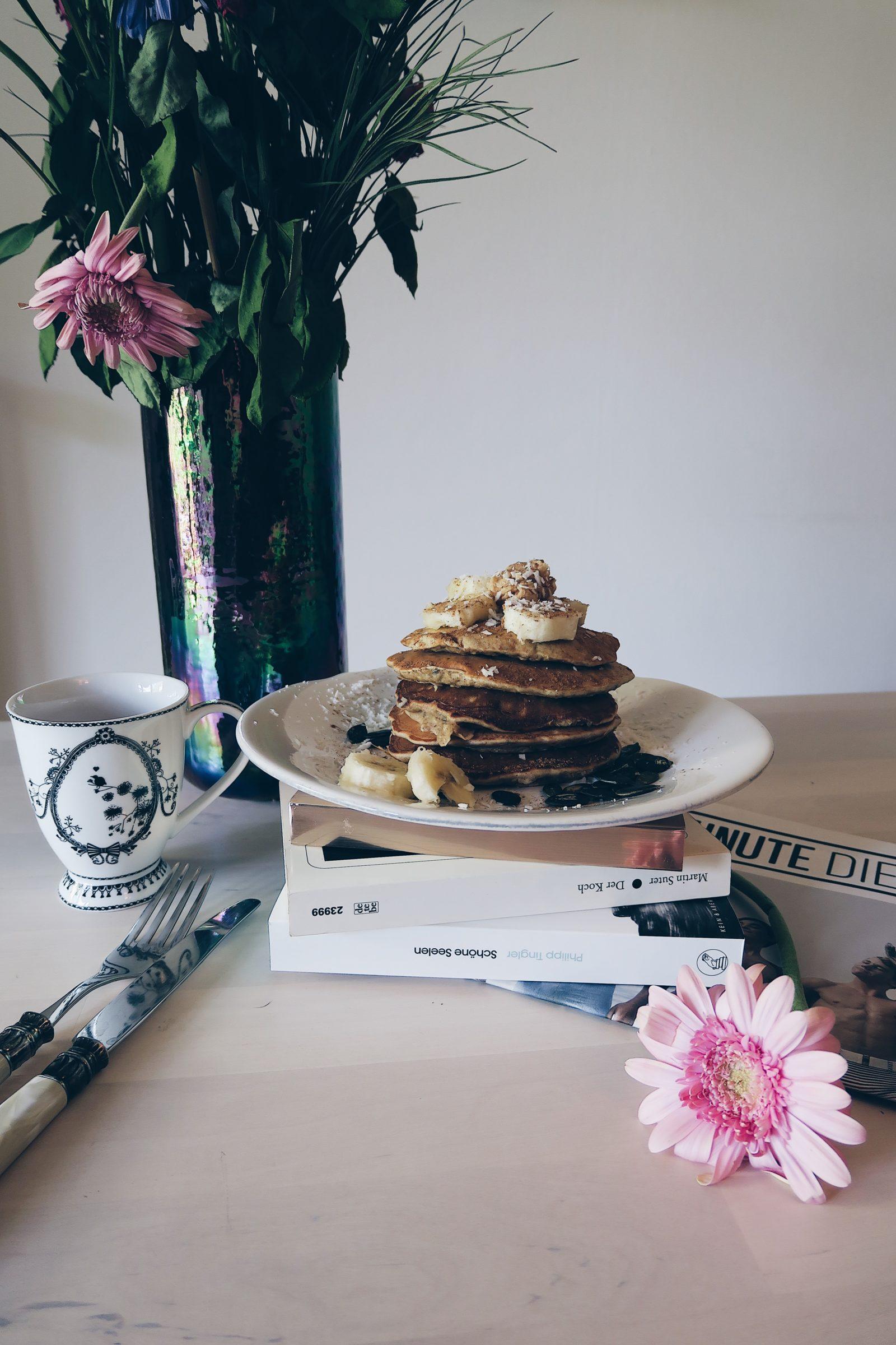 Vegan Protein Pancakes Recipe