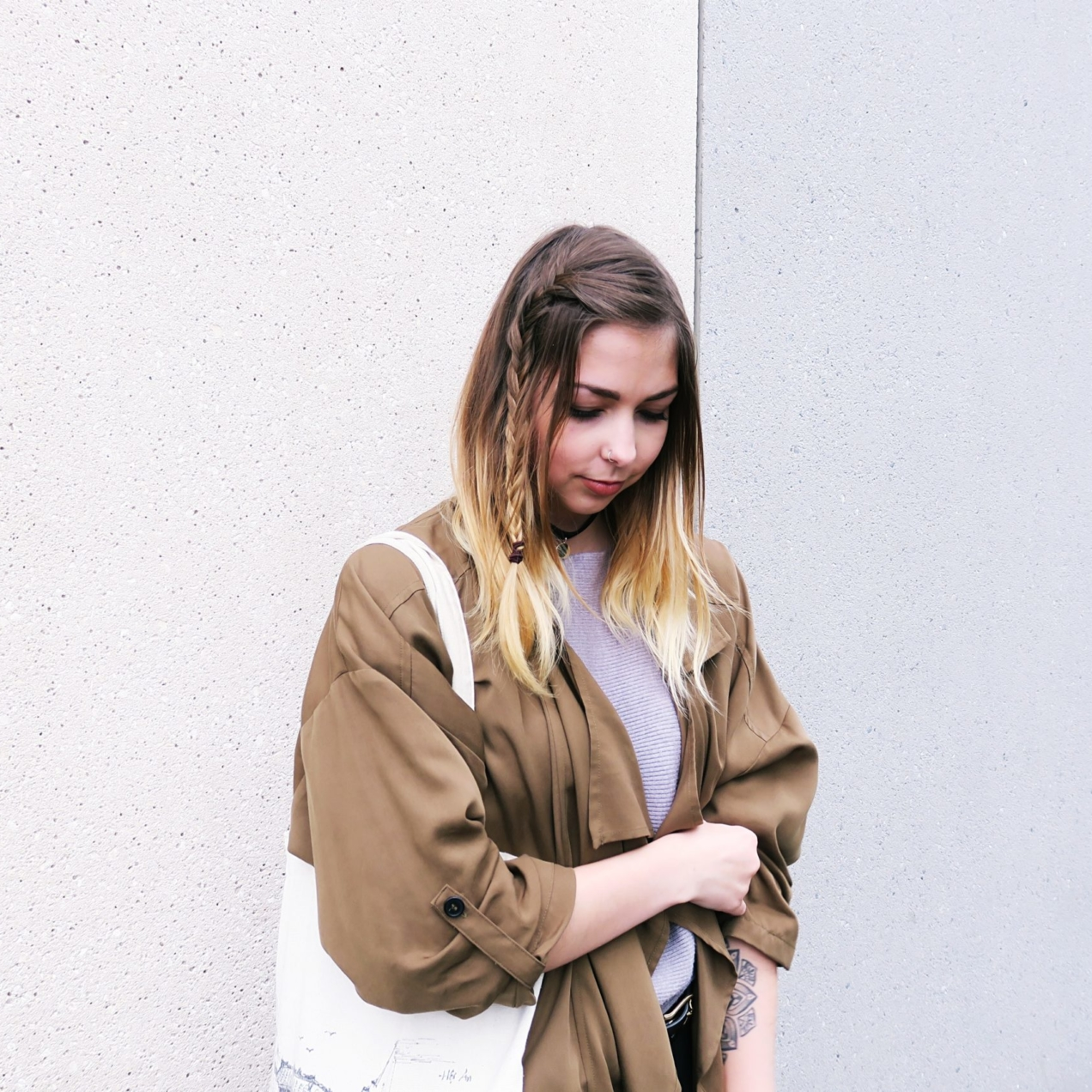 My Go-To Look: Edgy And Effortless
