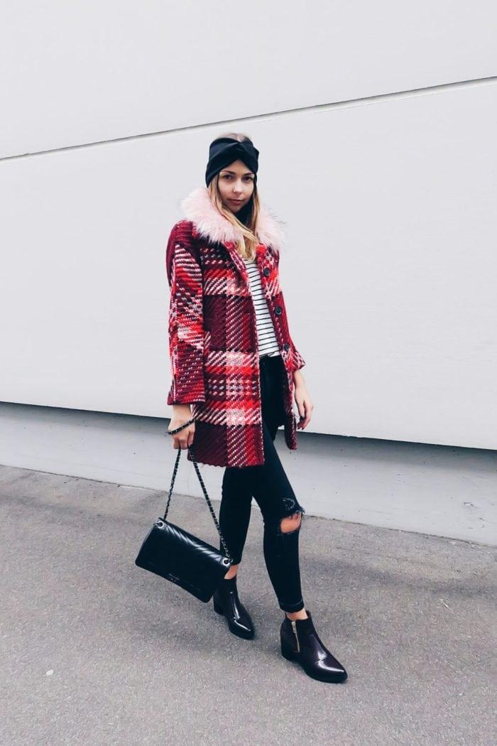 Schweizer Fashion Bloggerin Swenja