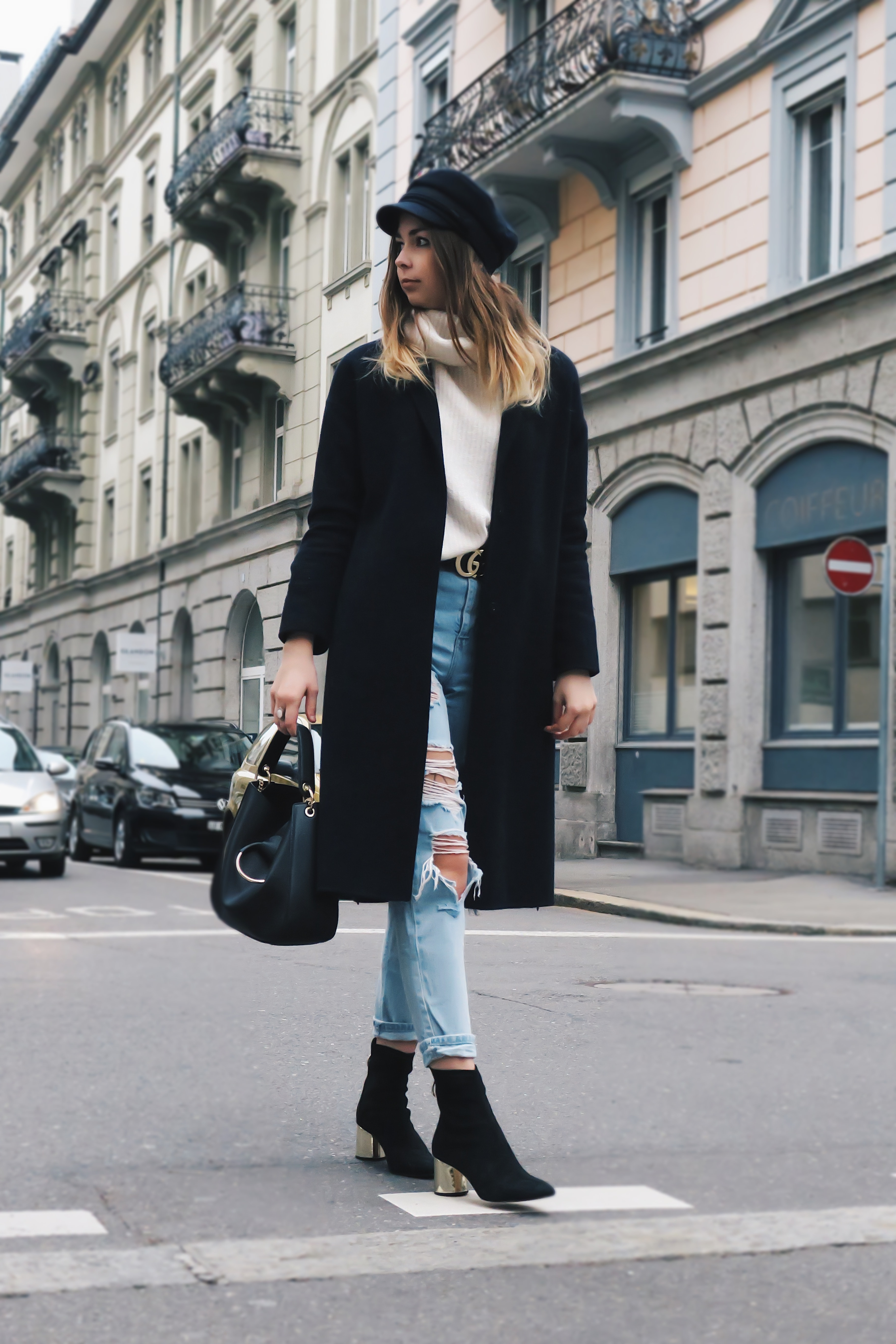 Winter Outfit Blogger