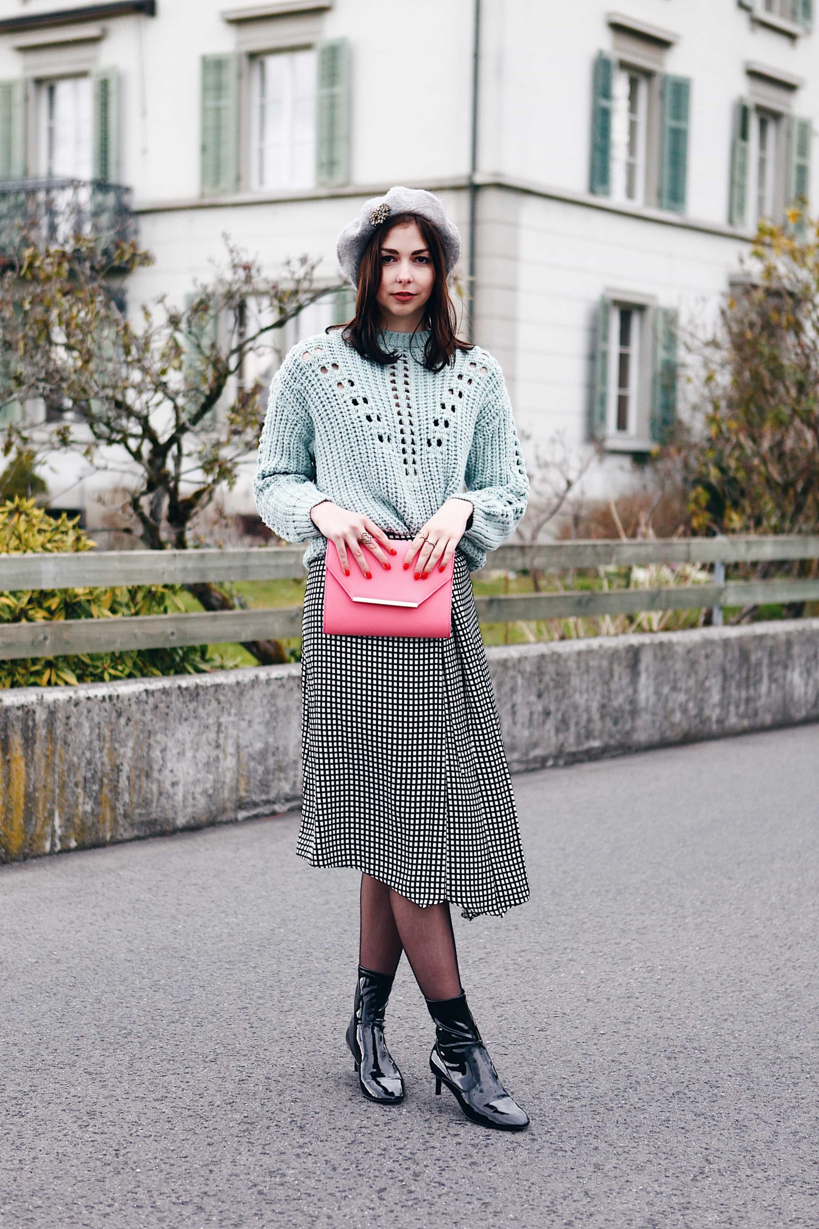 Swiss Fashion Blogger Swenja Willms