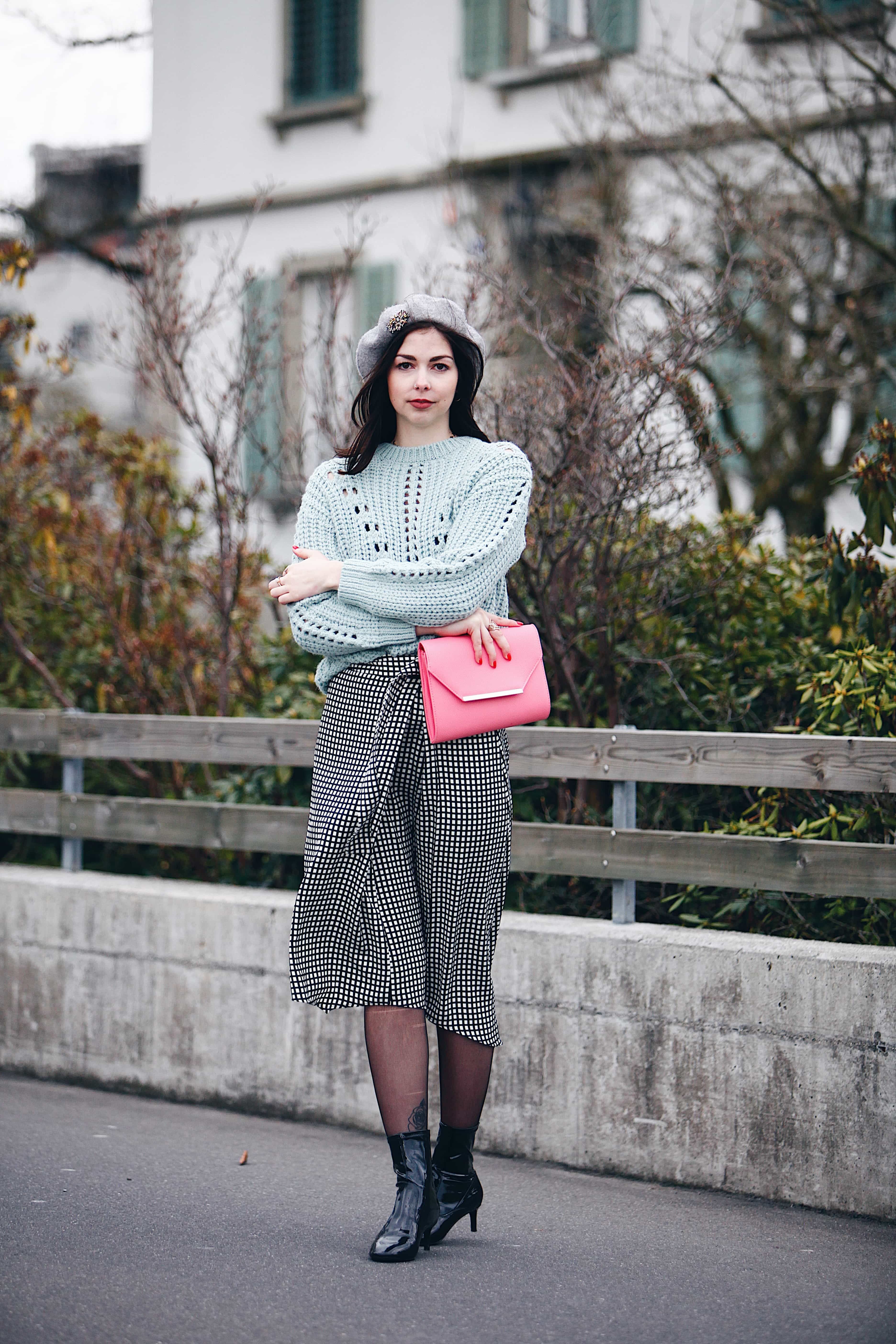 Edgy Spring Outfit