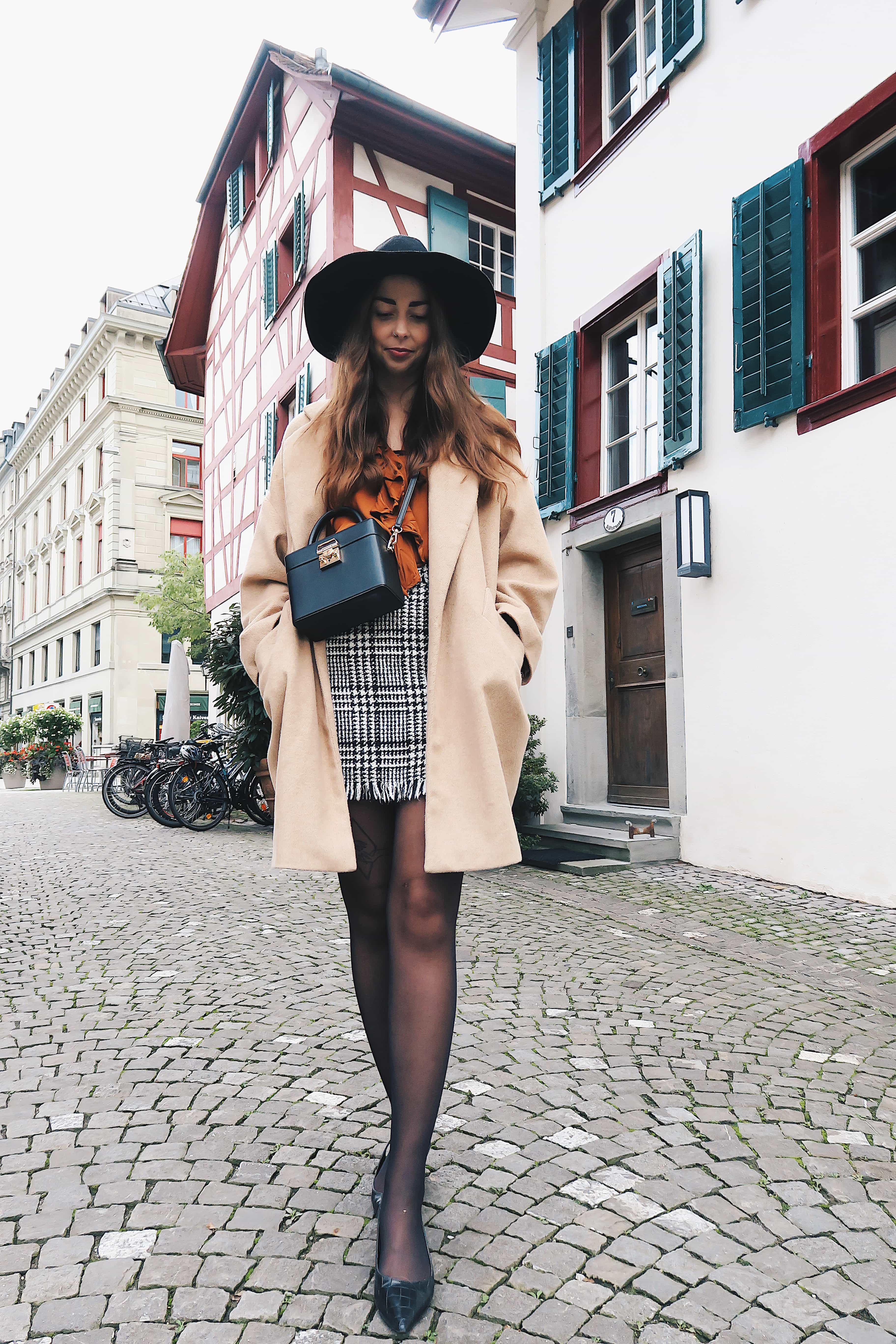 Outfit Autumn Trench Coat