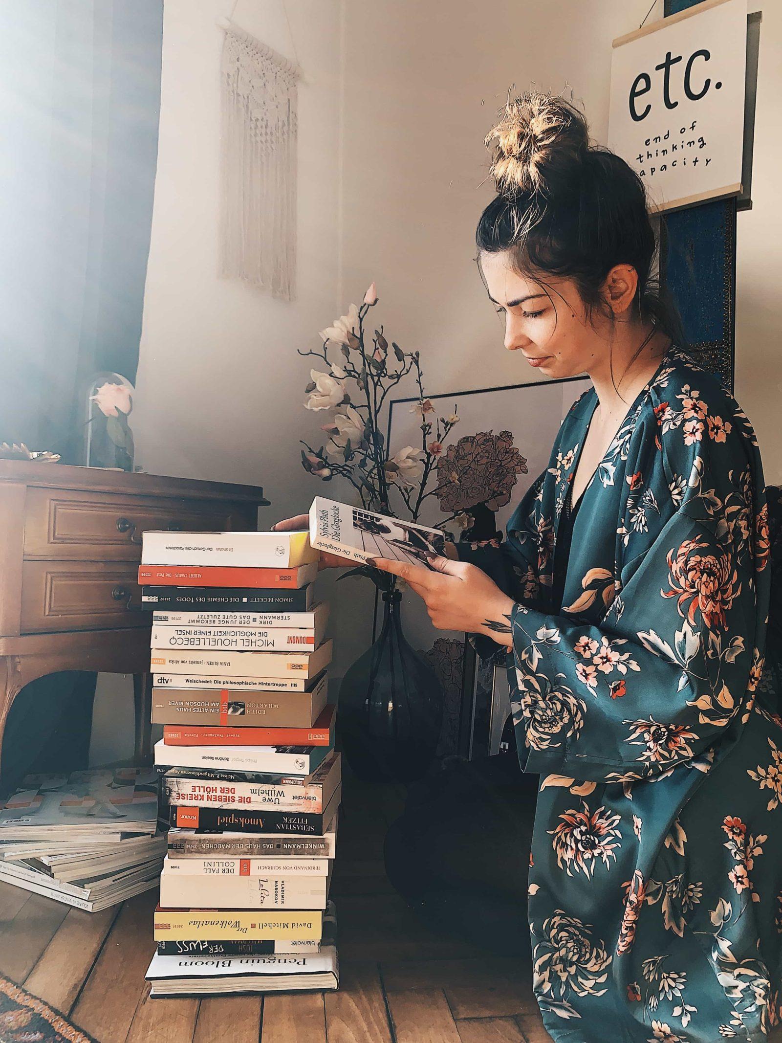Zeit für Bücher