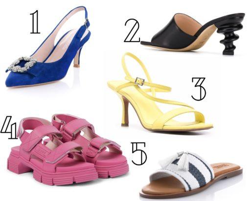 Sommer Sandalen Designer Dupes
